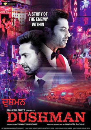 Dushman 2017 WEB-DL 400Mb Punjabi 480p Watch Online Full Movie Download bolly4u
