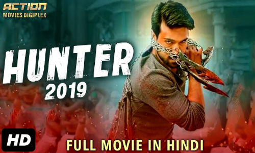 Hunter 2019 HDRip 750MB Hindi Dubbed 720p Watch Online Full Movie Download Bolly4u