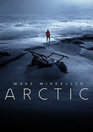 Arctic 2019 HC HDRip 280Mb English 480p Watch Online Free Download bolly4u
