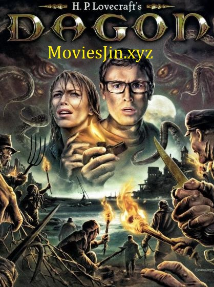 Dagon 2001 300MB Movie UNRATED BluRay Hindi Dual Audio 480p