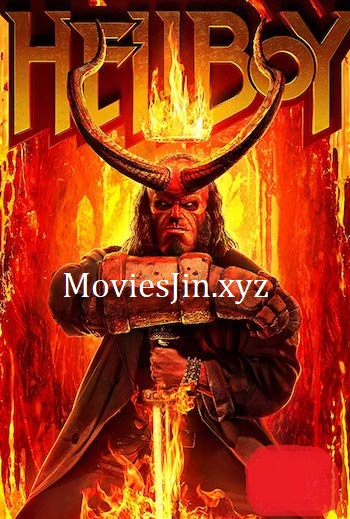 Hellboy 2019 Movie HDCAM Hindi 800MB Dual Audio 720p