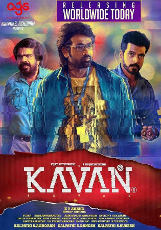 Kavan 2019 HDRip 400MB Hindi Dubbed 480p Watch Online Full Movie Download bolly4u