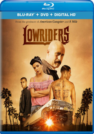 Lowriders 2016 BluRay 300MB Hindi Dual Audio 480p Watch Online Full Movie Download bolly4u