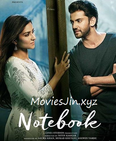 Notebook 2019 300MB Movie Download Pre DvDRip 480p