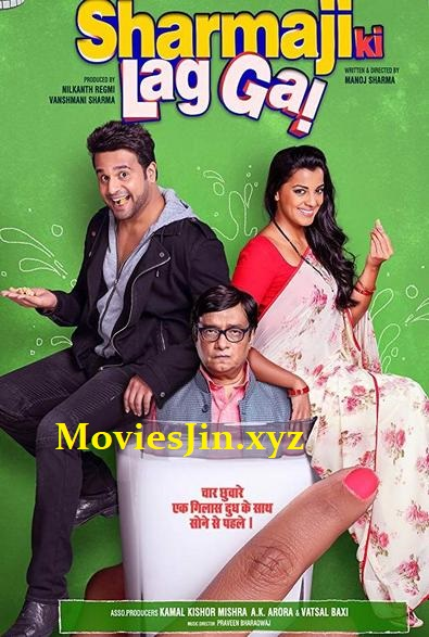 Sharma ji ki lag gayi 2019 300MB Movie Pre DvDRip x264