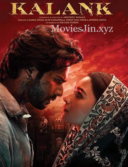 Kalank 2019 Full Movie 400MB Pre DvDRip x264