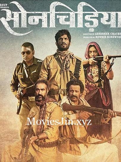 Sonchiriya 2019 400MB Movie Hindi WEBDL 480p