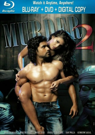 Murder 2 2011 BRRip 350MB Full Hindi Movie Download 480p