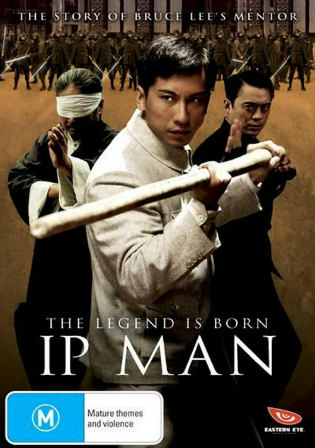 The Legend Is Born Ip Man 2010 BRRip 300MB Hindi Dual Audio 480p Watch Online Full Movie Download Bolly4u