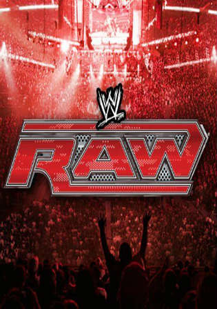 WWE Monday Night Raw HDTV 480p 350MB 22 April 2019 Watch Online Free Download Bolly4u