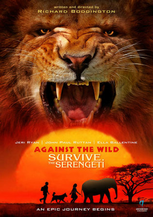 Against The Wild 2 2016 BluRay 300MB Hindi Dual Audio 480p ESub Watch Online Full Movie Download bolly4u