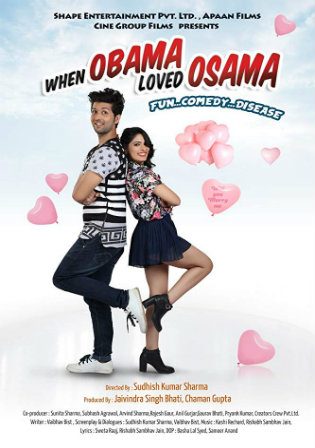 When Obama Loved Osama 2018 HDRip 800MB Hindi 720p ESub Watch Online Full Movie Download bolly4u