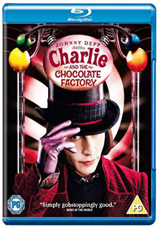 Charlie and the Chocolate Factory 2005 BluRay 350Mb Hindi Dual Audio 480p Watch Online Full Movie Download bolly4u
