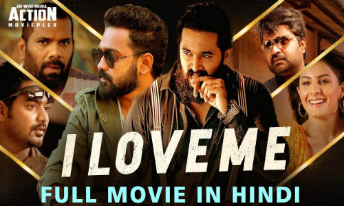 I Love Me 2019 HDRip 700MB Hindi Dubbed 720p Watch Online Full Movie Download bolly4u