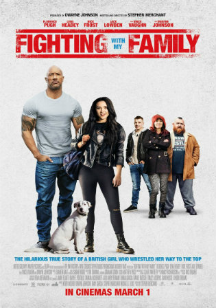Fighting with My Family 2019 WEB-DL 300MB English 480p ESub Watch Online Full Movie Download bolly4u