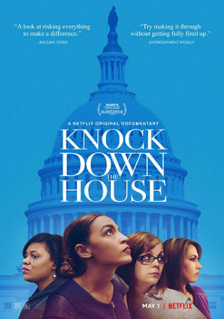 Knock Down The House 2019 WEBRip 850MB Hindi Dual Audio 720p Watch Online Full Movie Download bolly4u