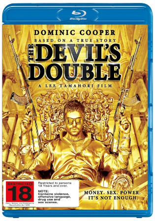 The Devils Double 2011 BRRip 350Mb Hindi Dual Audio 480p Watch Online Full Movie Download bolly4u