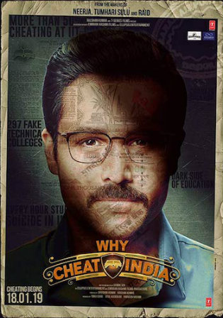 Why Cheat India 2019 WEBRip 350MB Hindi 480p Watch Online Full Movie Download bolly4u