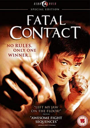 Fatal Contact 2006 BRRip 350Mb Hindi Dual Audio 480p Watch Online Full Movie Download bolly4u