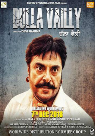 Dulla Vaily 2019 WEB-DL 350Mb Punjabi 480p Watch Online Full Movie Download bolly4u
