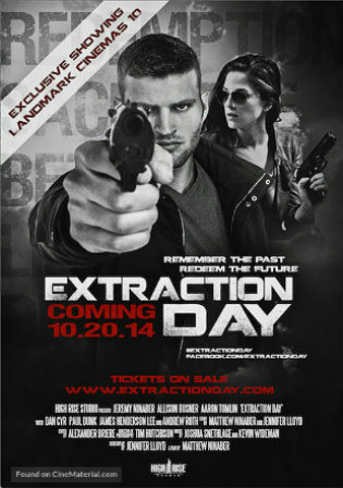 Extraction Day 2014 BRRip 950MB Hindi Dual Audio 720p ESub Watch Online Full Movie Download bolly4u