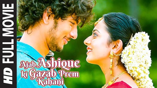 Ajab Ashique Ki Gajab Kahani 2019 HDRip 800MB Hindi Dubbed 720p Watch Online Full movie Download Bolly4u
