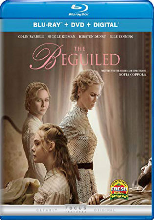 The Beguiled 2017 BRRip 300Mb Hindi Dual Audio 480p ESub Watch Online Full Movie Download bolly4u