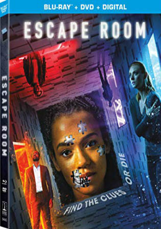 Escape Room 2019 BluRay 750Mb Hindi Dual Audio ORG 720p ESub Watch Online Full Movie Download bolly4u