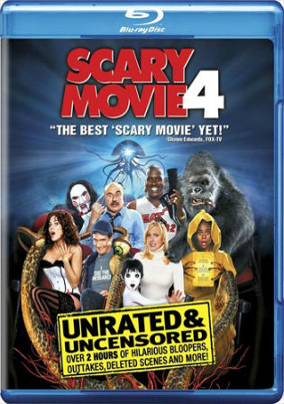Scary Movie 4 2006 BluRay 300MB UNRATED Dual Audio 480p Watch Online Full Movie Download bolly4u