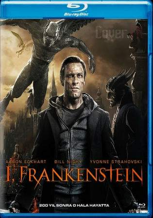 I Frankenstein 2014 BRRip 300MB Hindi Dual Audio 480p Watch Online Full Movie Download bolly4u