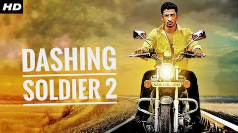 Dashing Soldier 2 2019 HDRip 750MB Hindi Dubbed 720p Watch Online Free Download bolly4u
