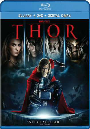 Thor 2011 BluRay 300MB Hindi Dual Audio 480p Watch Online Full Movie Download bolly4u