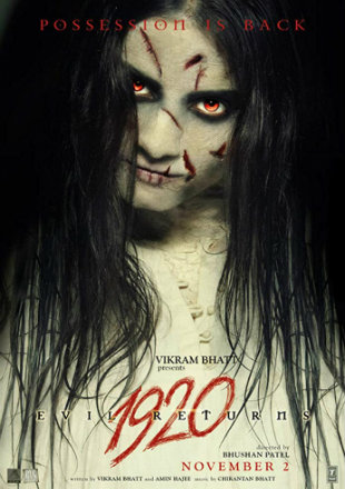 1920 Evil Returns 2012 BRRip 350MB Hindi 480p Watch Online Full Movie Download bolly4u