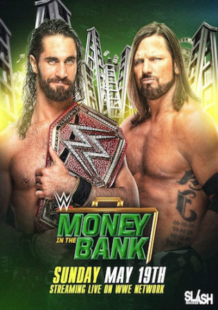 WWE Money In The Bank 2019 PPV HDTV 480p 600MB 19 May 2019 Watch Online Free Download bolly4u