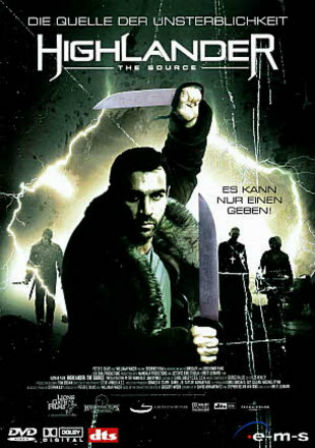 Highlander The Source 2007 BluRay 300MB UNCUT Hindi Dual Audio 480p Watch Online Full Movie Download bolly4u