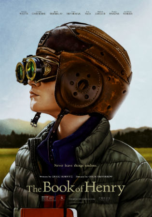 The Book Of Henry 2017 BRRip 350MB Hindi Dual Audio 480p Watch Online Full Movie Download bolly4u
