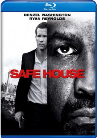 Safe House 2012 BRRip 350MB Hindi Dual Audio 480p