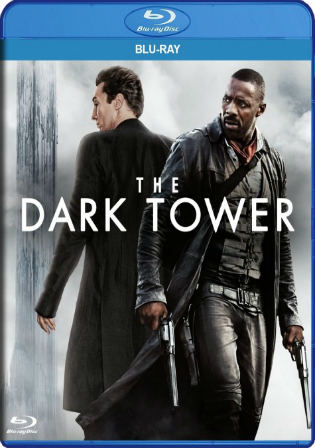 The Dark Tower 2017 BRRip 900MB Hindi Dual Audio 720p