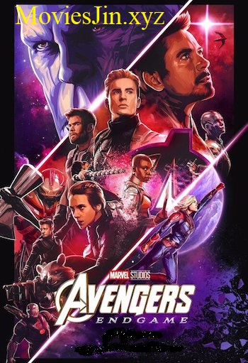 Avengers Endgame Hindi 500MB Dual Audio HDTC 480p