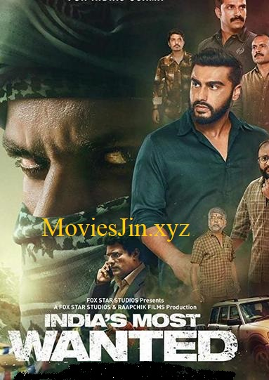 Indias Most Wanted 300MB Movie 2019 Hindi Pre DvDRip x264