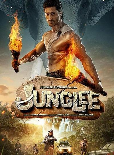 Junglee 2019 Full Movie WEBDL 800MB Hindi 720p