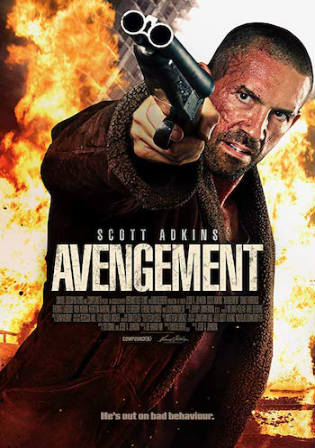 Avengement 2019 WEB-DL 270MB English 480p ESub Watch Online Full Movie Download bolly4u