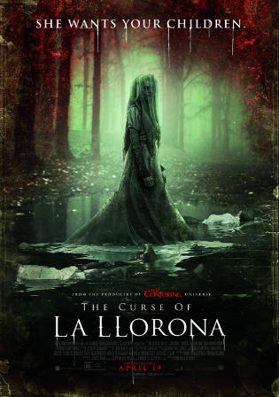 The Curse of La Llorona 2019 HC HDRip 300MB Hindi Dual Audio 480p Watch Online Full Movie Download bolly4u