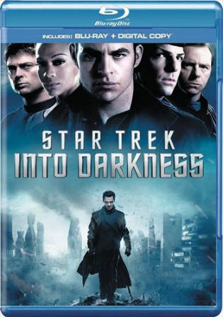 Star Trek Into Darkness 2013 BRRip 400MB Hindi Dual Audio Download 480p