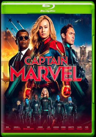 Captain Marvel 2019 BRRip 1.1GB English 720p ESub Watch Online Full Movie Download bolly4u