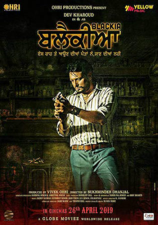 Blackia 2019 WEB-DL 950MB Punjabi 720p ESub