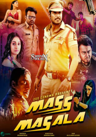 Mass Masala 2019 HDTV 350MB Hindi Dubbed 480p