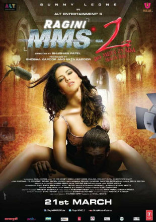 Ragini MMS 2 2014 BRRip 350Mb Hindi 480p