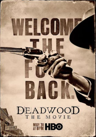 Deadwood The Movie 2019 WEB-DL 300MB English 480p ESub Watch Online Full Movie Download bolly4u