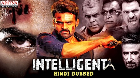 Intelligent 2019 HDRip 350MB Hindi Dubbed 480p